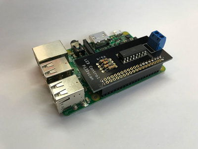 LED Control board (dimming) - Ready to use